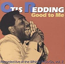 Good To Me by Otis Redding (1993-03-18)