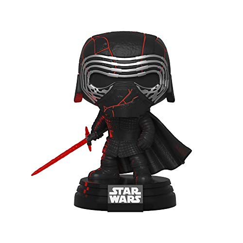 Funko - Pop! Star Wars The Rise of Skywalker - Kylo Ren (Lights & Sound) Figura Coleccionable, Multicolour (44599)