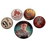 Pyramid International, Harry Potter Gryffindor Paquete Medalla, Multicolore, 10 x 12.5 x 1...
