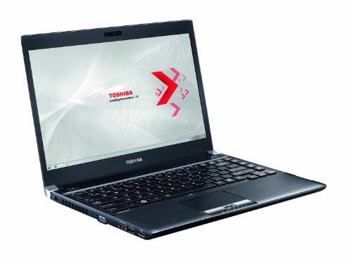 Toshiba Portege R830 Intel Core i7 2.7GHz 8GB RAM 128GB SSD 3G 13.3' Laptop Windows 7 Professional - GRADE A2 REFURBISHED - MAY SHOW SIGNS OF WEAR & TEAR - 3 MONTH WARRANTY