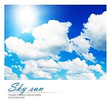 Sky of the sun