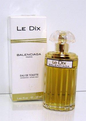 Le Dix by Balenciaga for Women 3.3 oz. Eau de Toilette Spray