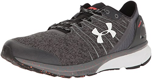 Under Armour Herren Laufschuhe Ua Charged Bandit 2, Grau (Rhino Gray), Gr. 42 (UK 7.5)