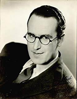 Harold Lloyd - Inscribed Photograph Signed