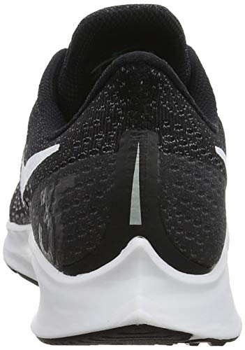 Nike Men's Air Zoom Pegasus 35 Black/White Gunsmoke Oil Grey Running Shoe 11 Men US Massachusetts