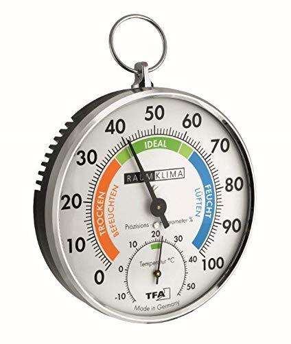 TFA Dostmann Termo-Igrometro 10Cm