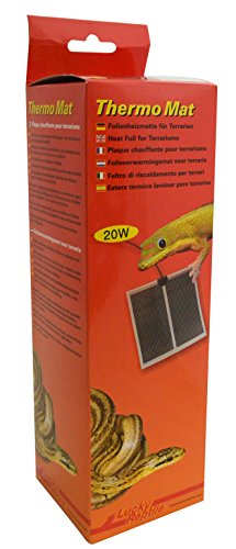 Lucky Reptile HTM-14 Thermo Mat, Tapis Chauffant pour terrariums