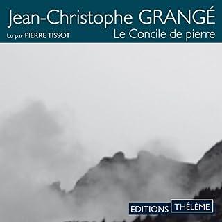 Le Concile de pierre audiobook cover art