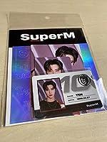 superM 公式グッズ IDカード ステッカーセット TEN テン 品