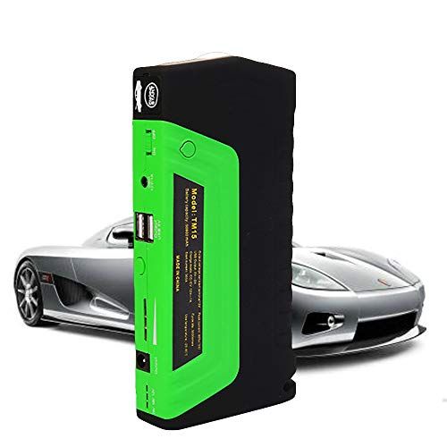 Review Of LIDAUTO Multifunction Car Jump Starter 12V Battery Charger Auto Battery Booster Power Bank...