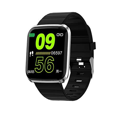 Bluetooth Waterproof Smartwatch Sport Heart Rate Monitor Blood Pressure Fitness Tracker Smart...