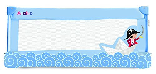 Asalvo Barriere de Lit Pirate 90 x 43,5 cm