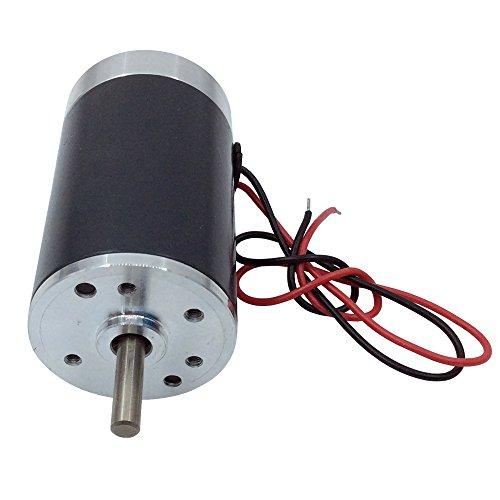 BEMONOC Small DC Motor 12V High Speed 3000 RPM Optional Micro DC Brush Motor