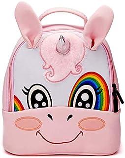 Saweky Toddler Baby Backpack 3D Waterproof Kindergarten Backpack Animal Preschool Backpack for Kids Girl Boy