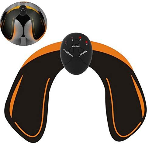 Haoshangzh55 Smart EMS Hips Trainer Elektrische Muskelstimulator Wireless-Gesäß Abdominal Stimulator Eignung-Körper Massager
