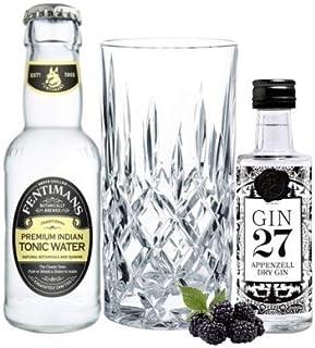 Gin 27 Tasting Set incl. Nachtmann Glas