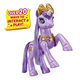 Pets Alive My Magical Unicorn Battery-Powered Interactive Robotic Toy (Purple Unicorn) by ZURU