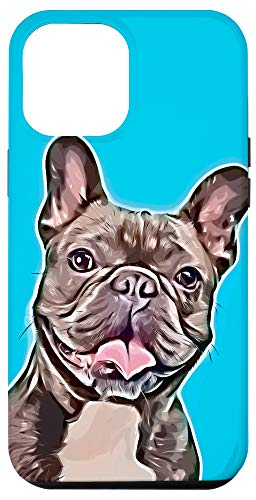 iPhone 12 Pro Max Cute French Bulldog Frenchie - Christmas gift Idea Case
