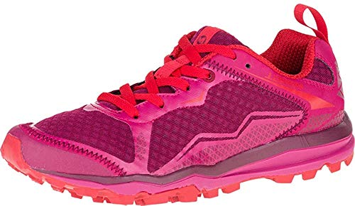 Merrell All out Crush Light, Zapatillas de Running para Asfalto para Mujer, Rosa (Bright Pink), 37.5 EU