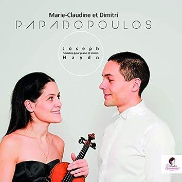 Joseph Haydn: Intégrale des Sonates pour Piano et violon