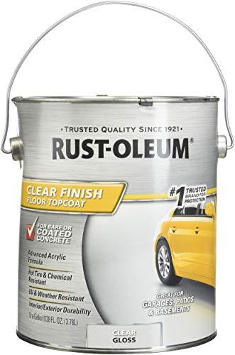 RUST-OLEUM 320202 320202 Gallon Clear Gloss Coating, 128 Fl Oz