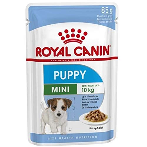 Royal Canine Mini Puppy Pouch 85Gr 80 g ✅