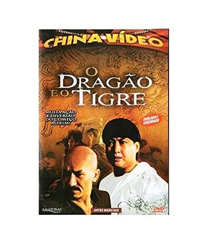 Dvd O Dragão e o Tigre - China Video