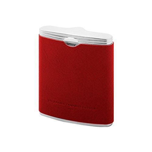 (スリップオン)SLIP-ON MBハニカム携帯灰皿 カラー レッド