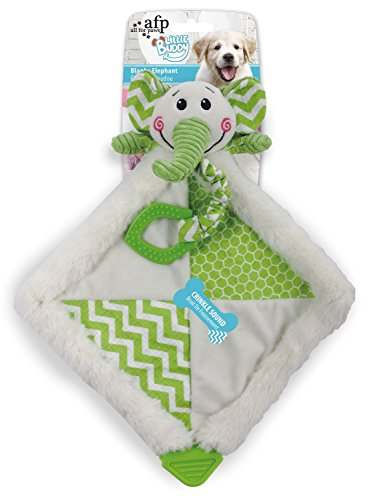 ALL FOR PAWS 31249/3292 Little Buddy Éléphant Vierge