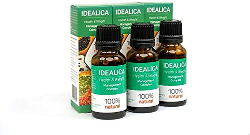IDEALICA NATURAL 100% GOTAS 20 ML (Pack 3 Unidades)