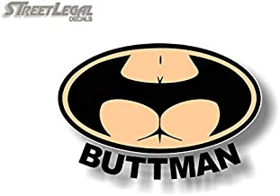 Street Legal Decals Buttman 7
