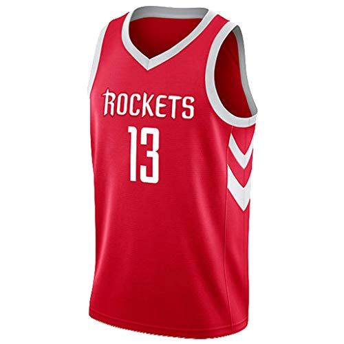 James Harden,Basketball Jersey,Houston Rockets, Sports Sersey,Fans Sersey,Breathable Quick Drying Vest