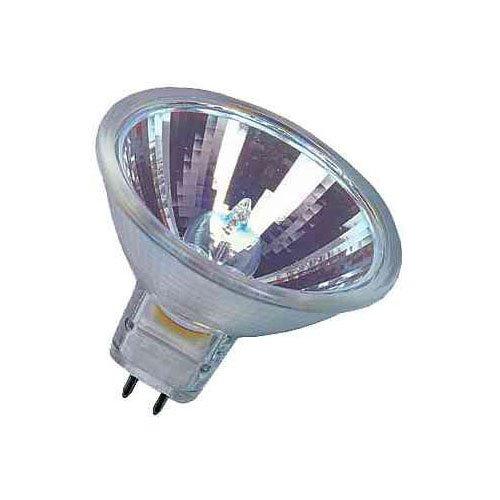 OSRAM Lot de 5 Ampoules halogène 38° Decostar ES 50W 12V 51 mm Culot GU5,3