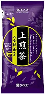 お茶入れ機専用粉末 銘茶工房 上煎茶 60g×20袋入