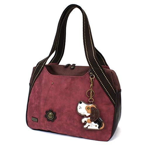 Chala Bowling Bag Burgundy - Dog Gen II