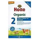 Holle Organic Infant Formula Stage 2 Baby Milk, 600g