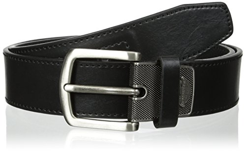Dickies Men's Industrial Strength Bridal Belt, Black Three, 36 (Waist: 34)