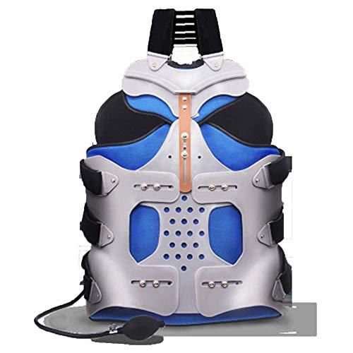 HYY-AA Lumbar espinal Lumbar Ajustable Brace Ortesis Ayuda Back Protector de la Columna Vertebral Tronco Protector