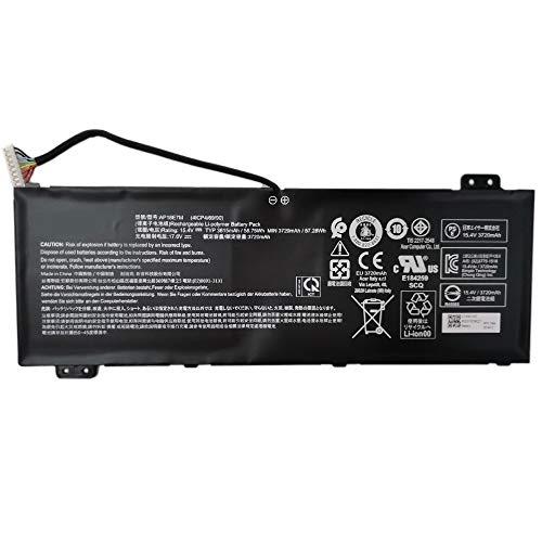 XITAI 15.4V 3815mAh 58.75Wh 4ICP4/69/90 AP18E7M Replacement Laptop Battery for Acer Aspire 7 A715 AN517-51 Aspire 7 A715-74G-52B0 A715-74G-59DN A715-74G-79EJ