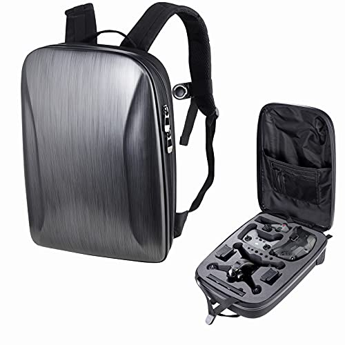 Borsa portaoggetti per DJI FPV Combo- impermeabile antiurto Hardshell borsa da viaggio zaino compatibile con drone DJI FPV, occhiali V2, telecomando 2, batteria e Drone accessori