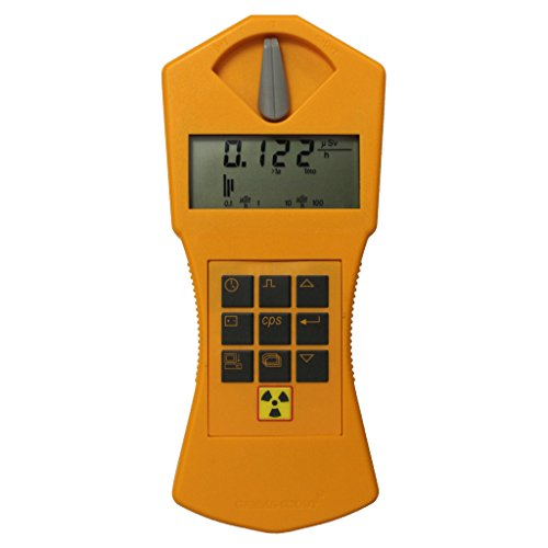 Geiger Counter Gamma-Scout Standard Version - Hand Held Radiation Detector