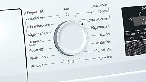 Siemens WT45RVA1 Wärmepumpentrockner/A++ / Kondensator-Schutzfilter - 6
