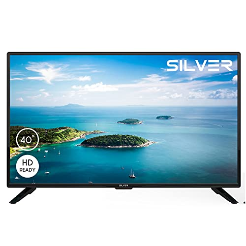 TV LED SILVER 40' HD Ready