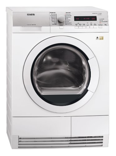 AEG T76785IH A++ Libera installazione 8kg Front-load Bianco