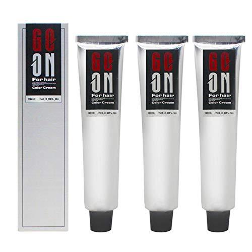 Moslate Graues Haarfärbemittel, dauerhafte graue Haarfarbe, hellgrau Silber Permanent Haarfarbfarbe Creme Unisex - Punk-Stil Smokey Silber, Rudel von 1/3, Haarfärbemittel (100 ml)