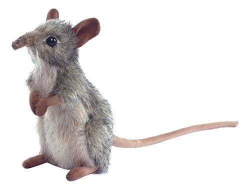 HANSA Elephant Mouse Plush Animal Toy, 6'