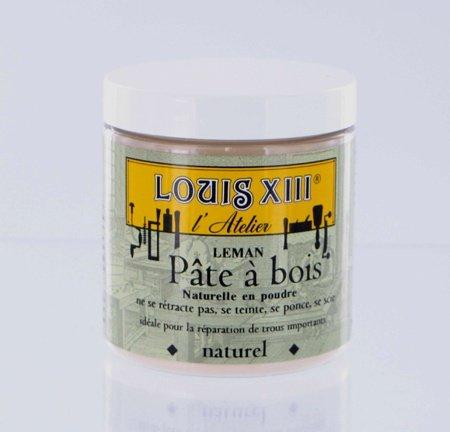 Louis XIII - Pasta de madera en polvo, roble claro, 190 g
