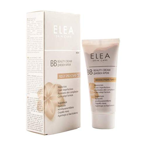 Bb Beauty Cream Elea Special Care Medium 40 Ml /1.35 Fl. Oz by Elea