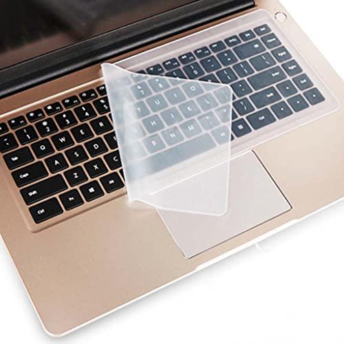 """Vaxson 2-Pack Copertura della Tastiera Silicone, compatibile con HP Spectre x360 15-df0009TX 5KU78PA-AAAA 15.6"""" , Protezione La Pelle [Non Pellicola Protettiva / Cover Case ]"""