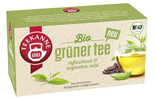 Teekanne Bio Grüner Tee, 31.5 g